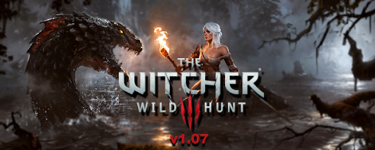 【情報】Witcher 3: Wild Hunt 更新 1.07 版
