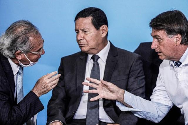 Governo não deveria ter interrompido auxílio emergencial, diz Mourão