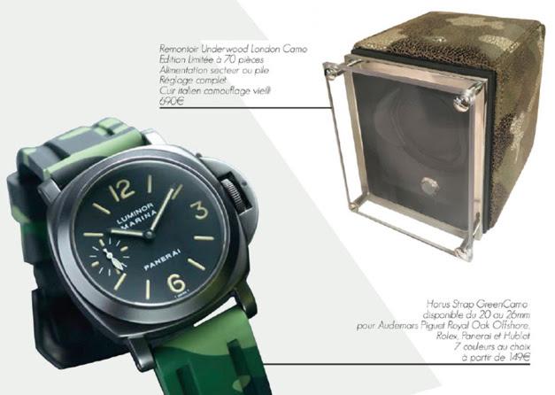 Votre liste de cadeaux horlogers chez Misterchrono