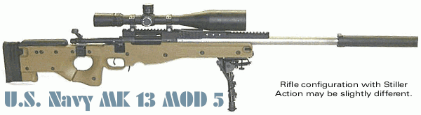 Resultado de imagen para Mk13 Mod 7, .300 Winchester Magnum