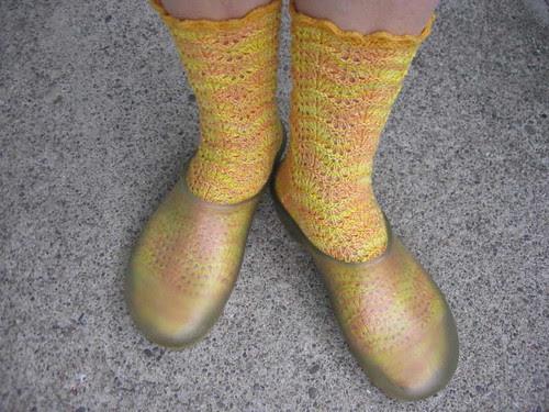 Kaibashira socks