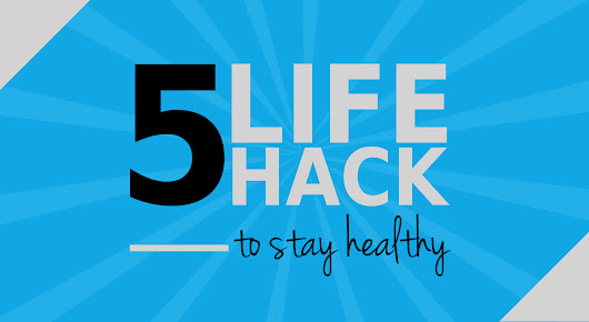 5 Health Hacks For Crazy Busy People  - Pick the Brain | Motivation and Self Improvement