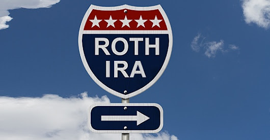 Stock Market Volatility Can Cut Tax on a Roth IRA Conversion