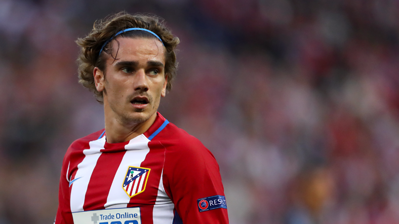 What The F ck Has Antoine Griezmann  Done To His Hair