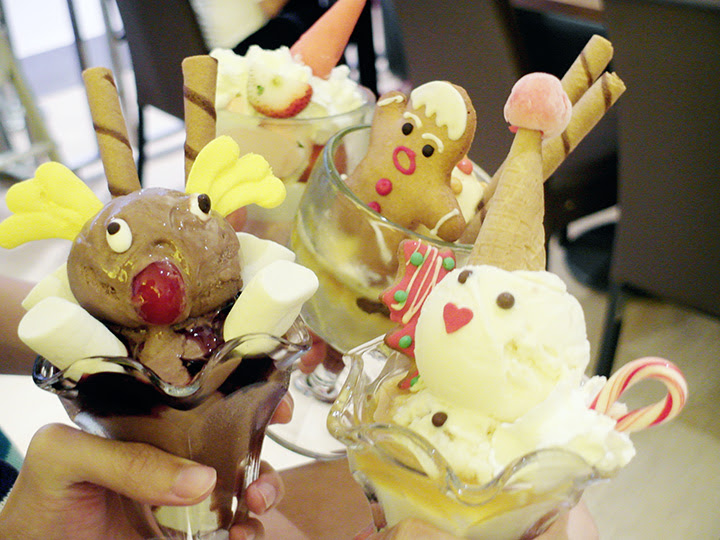 swensens christmas ice cream 2