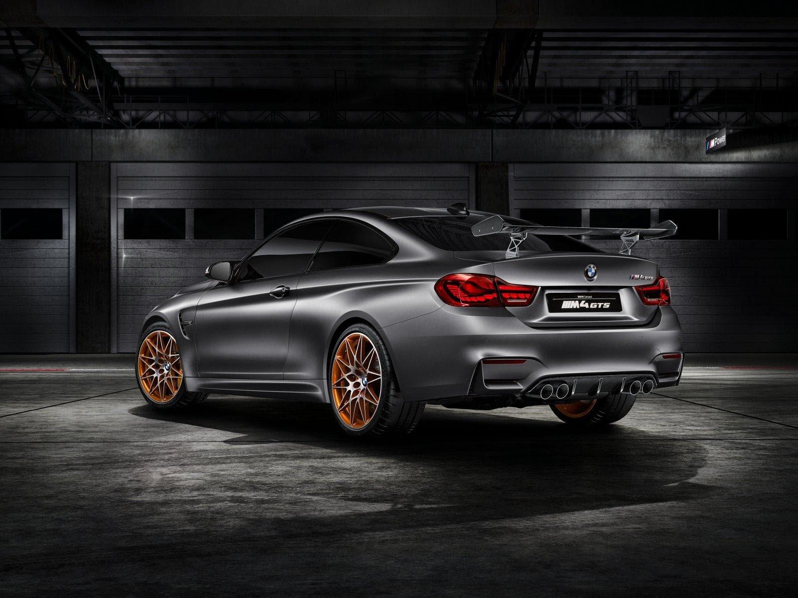 Hasil gambar untuk BMW M3/M4/M4 GTS 2017