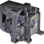 Epson ELP LP53 UHE Projector Lamp (230W) for Epson EB-1830/EB-1900/EB-1910 and more