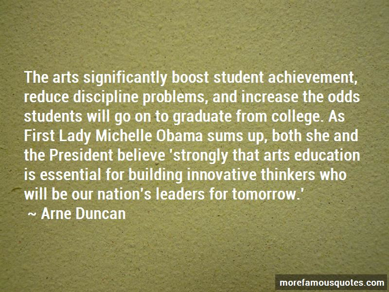 Quotes About Arts Education Top 76 Arts Education Quotes From