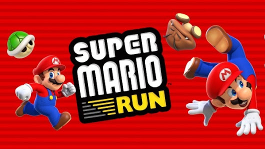 Receitas do Super Mario Run inferiores ao esperado | TugaTech