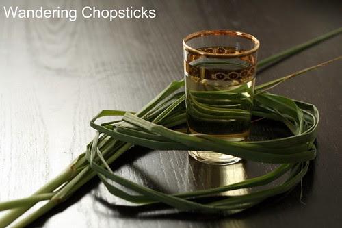 Tra Xa (Vietnamese Lemongrass Tea) 1