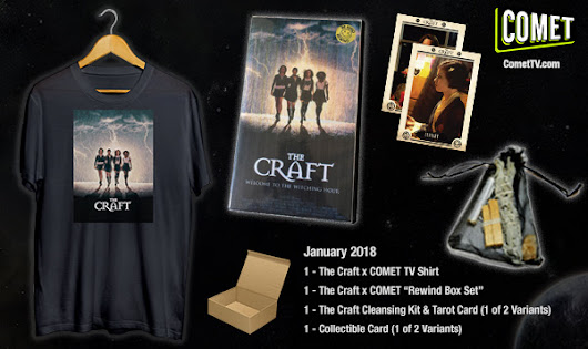 The Craft Exclusive Swag Pack Giveaway | 1StopMom