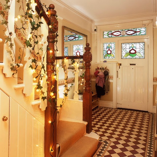 this cosy Christmas retreat  House tour  Christmas decorating ideas