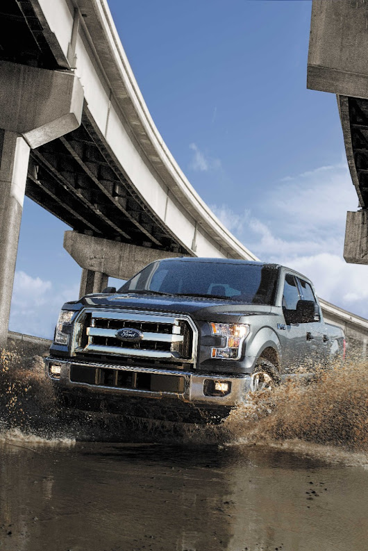 2017 Ford F-150 Wins AAA Green Car Guide's Top Green Vehicle Award for Trucks