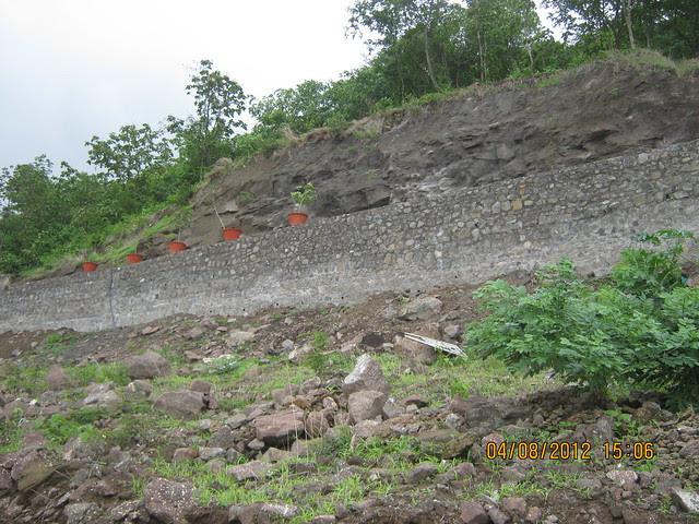 Cut, Demolished & Destroyed Hill of XRBIA Hinjewadi Pune - Nere Dattawadi, on Marunji Road, approx 7 kms from KPIT Cummins at Hinjewadi IT Park - 126
