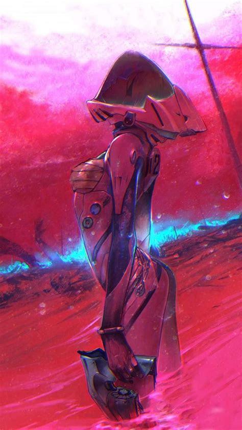 pin  fuktoy  cyberpunk aesthetic neon evangelion