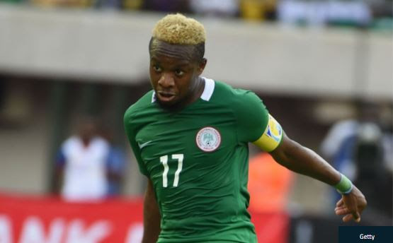 Onazi and Simon Dropped from Super Eagles Squad, Replacements Named