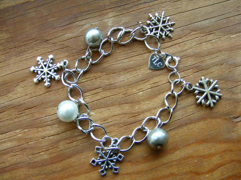 Bracelet Snow Day