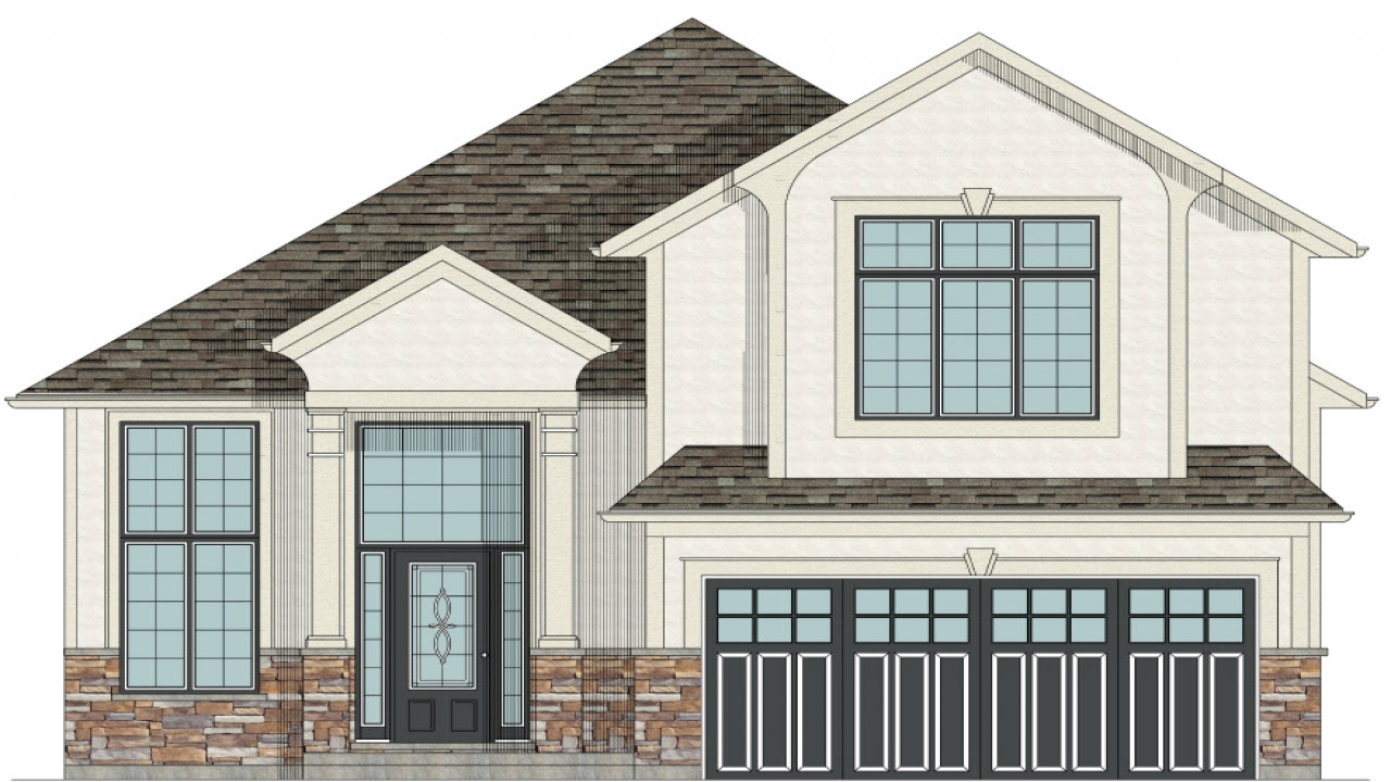 21 Awesome 3 Bedroom Bungalow House Plans