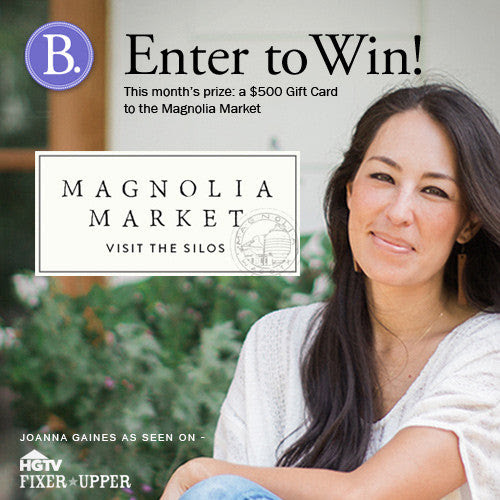 Sign up for Your Chance to Win!