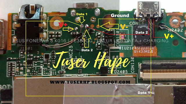 Asus Fonepad 8 Usb Charging Problem Solution Jumper Ways