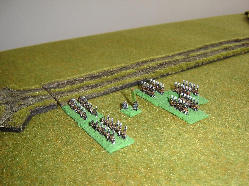 Yamanouchi force hold the junction leading to Sekigahara