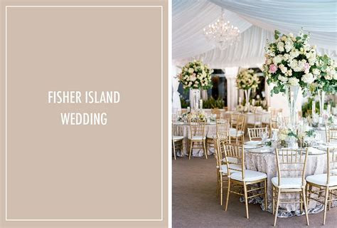 Fisher Island Wedding in Miami   Nüage Designs