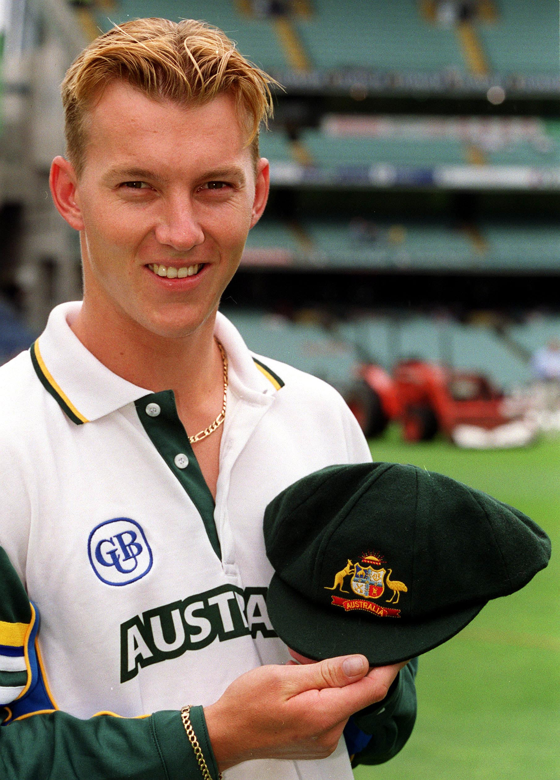 Brett Lee former Australian Test Cricketer very hot and beautiful wallpapers