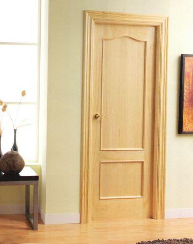 C mo decorar la casa precio puertas de madera interiores for Precio de puertas de madera para casas