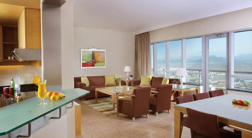 best hotels in Fujairah - Nour Arjaan by Rotana - Fujairah