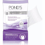 Pond's Evening Soothe Wet Cleansing Towelettes, 28-Count