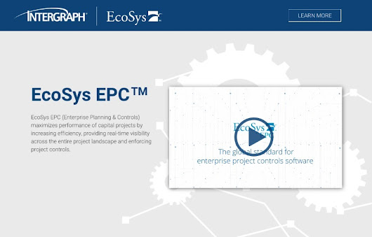 Take control of your projects with EcoSys EPC