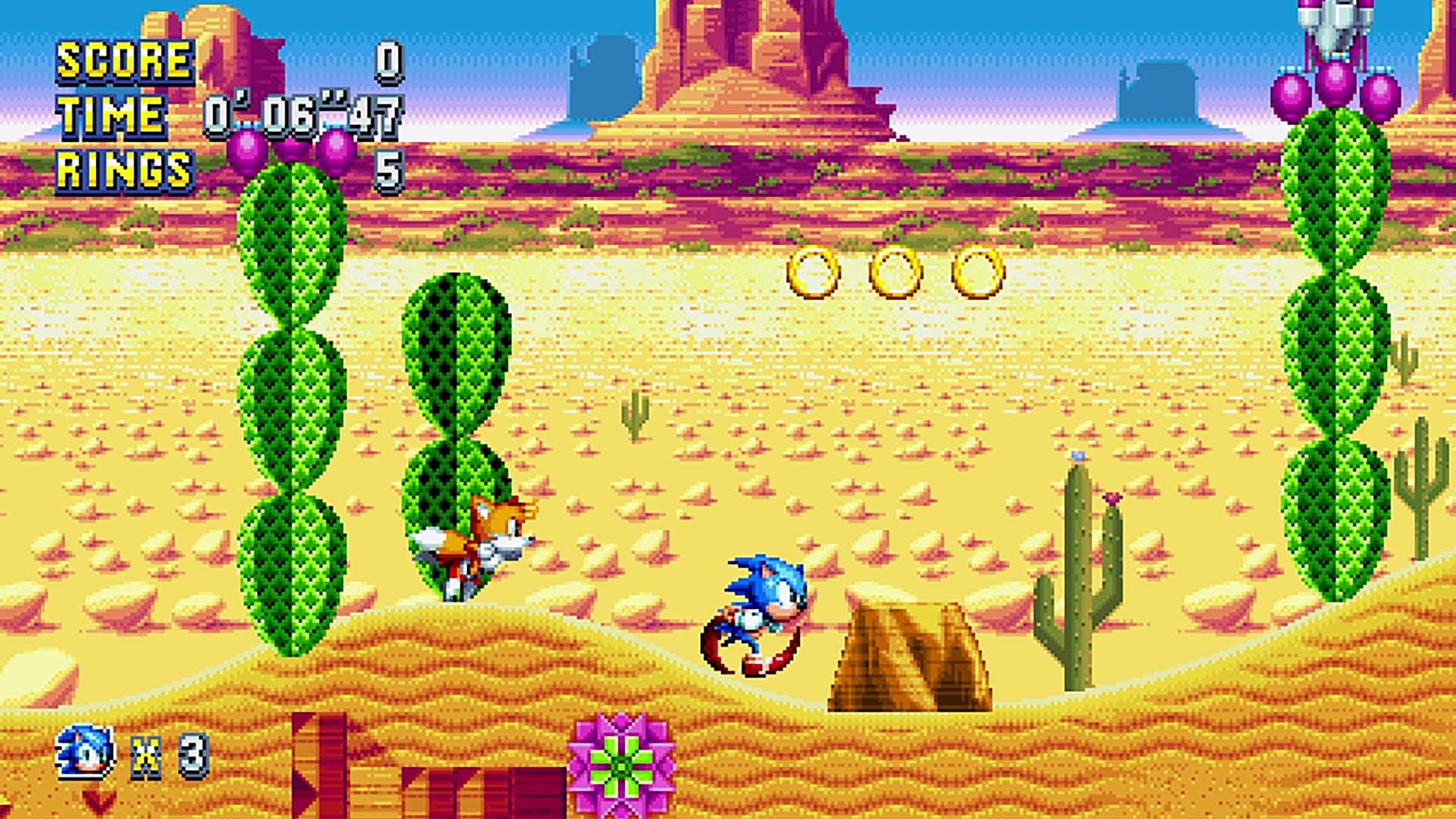 Would hip teens think Sonic Mania is good? screenshot