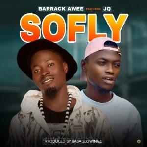 MUSIC: Awee Ft. JQ - Sofly (Prod. Slowingz)