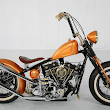 2012 Sturgis Bobber Motorcycle in the World Championship of Custom Bike Building