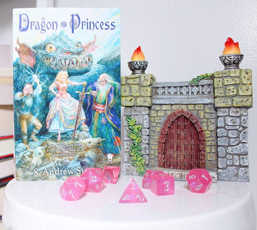 Book Review: Dragon Princess by S. Andrew Swann *spoiler free* | mysite