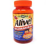 Alive! Gummies by Nature's Way - 90 Gummies