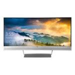 """V4G46A8#ABA - HP 34"""" EliteDisplay 21:9 Curved LCD Monitor"""