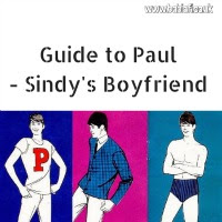 Guide to Paul Doll - Sindy's Boyfriend