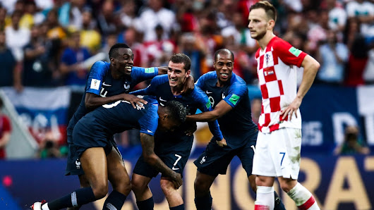 World Cup 2018: France and the Triumph of Negative-Capability Football | The New Yorker