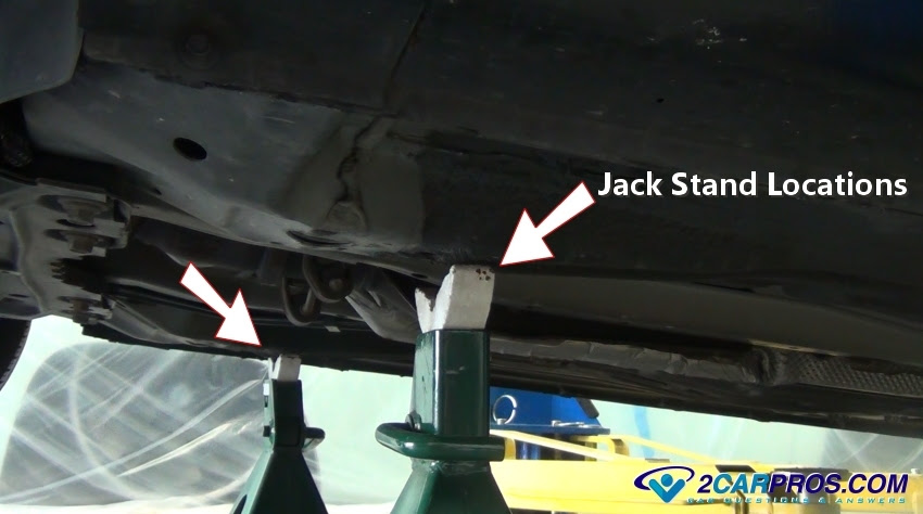 How To Safely Jack Up Your Car In Under 10 Minutes