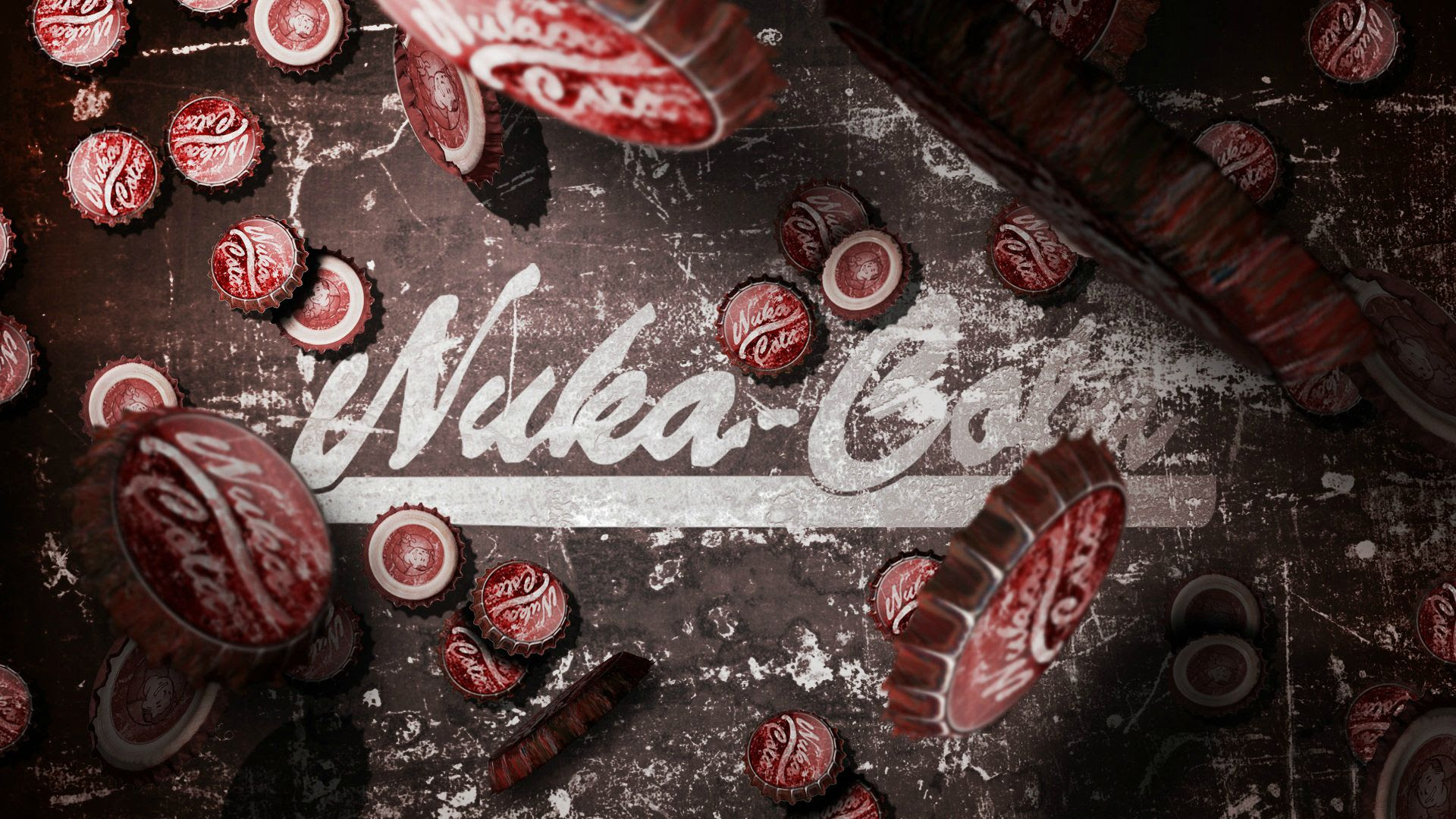 Nuka Cola Wallpaper Fallout