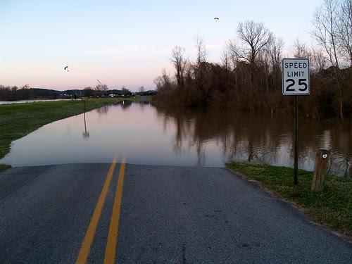 Big Dam flood