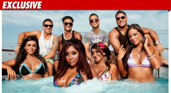 jersey shore cast season 4. Who says those quot;Jersey Shorequot;