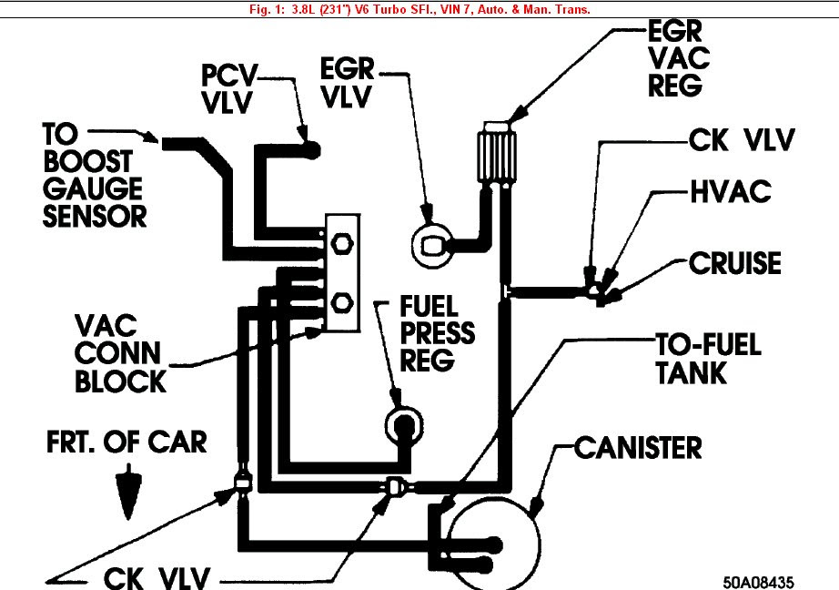 87 buick gn wiring diagram schematic image 5