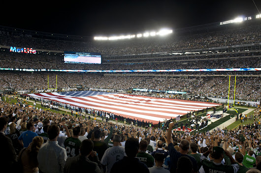 UBS's McGill Honors Fellow Jets Fan Who Perished on Sept. 11