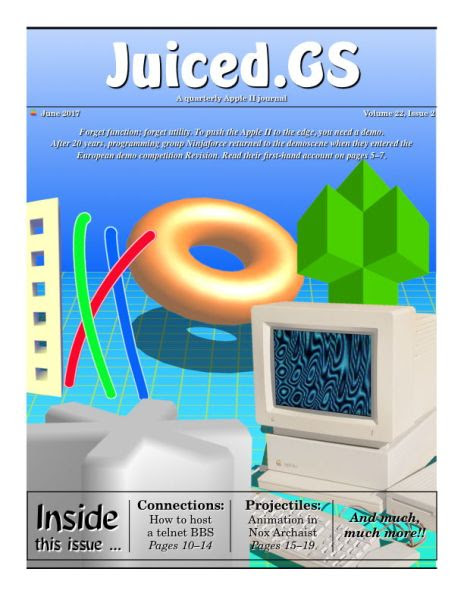 Enjoy Juiced.GS Volume 22, Issue 2 (June 2017) | Juiced.GS
