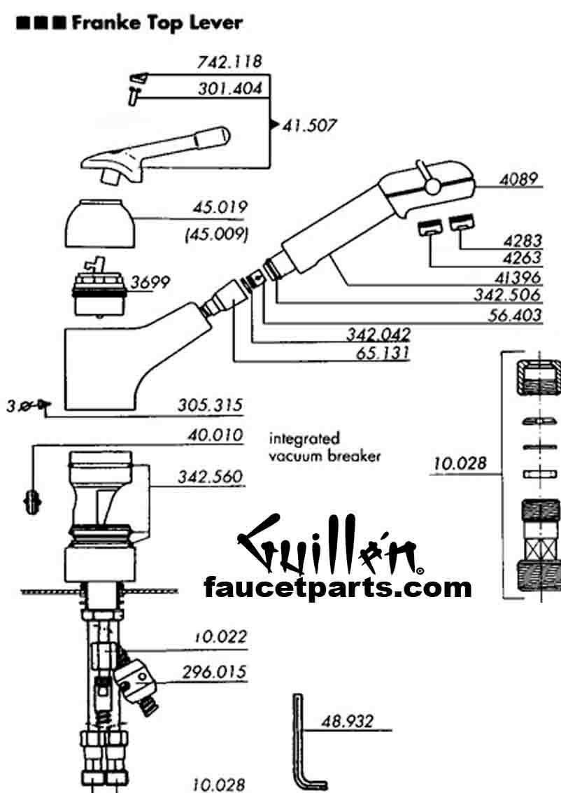 Faucet Parts Diagram Homebase Wallpaper