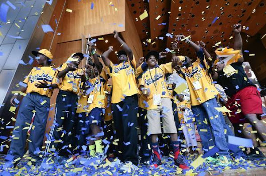 Jackie Robinson West stripped of U.S. Little League title