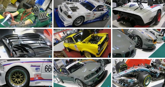 Impressions Autosport International EXPO 2019