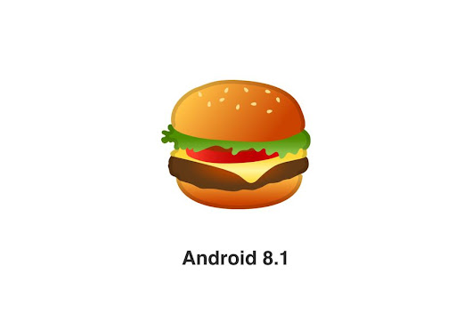 Google has learned the proper way to make a cheeseburger in Android 8.1